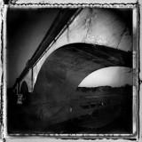 type 85 polaroid holga black and white philadelphia