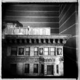 type 85 polaroid holga black and white philadelphia